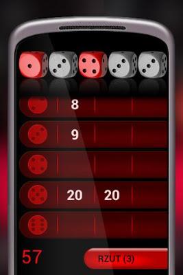 Dice Poker - screenshot