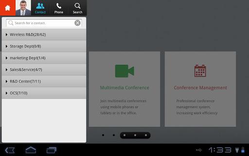 商業必備APP下載|eSpace UC HD 好玩app不花錢|綠色工廠好玩App