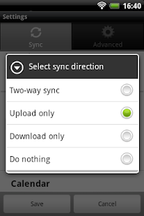 Memotoo sync- screenshot thumbnail