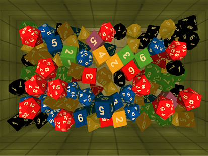 Dice & Dragons D&D 3D- screenshot thumbnail