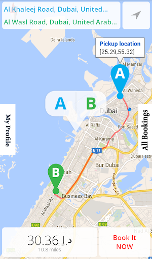 【免費交通運輸App】Galaxy Cabs & Limos-APP點子