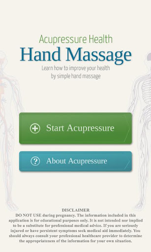Hand Massage Acupressure FULL
