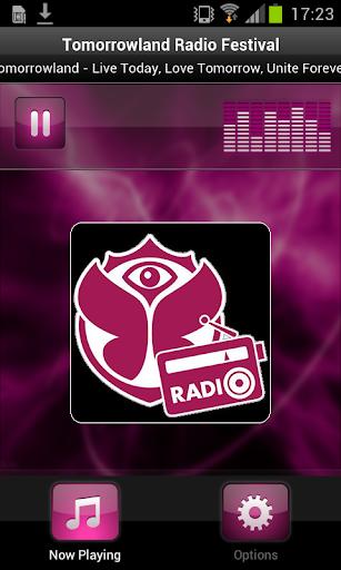 Tomorrowland Radio Festival