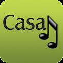 CasaTunes Multi-Room Control logo