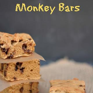 Gluten Free Monkey Bars