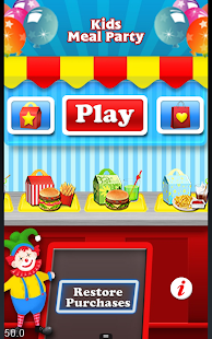 Kids Meal Party