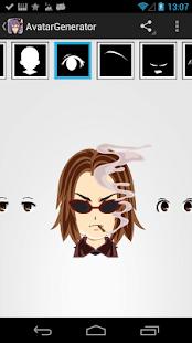 Avatar Maker -Profile creator- Screenshot