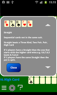 Poker Hands - screenshot thumbnail