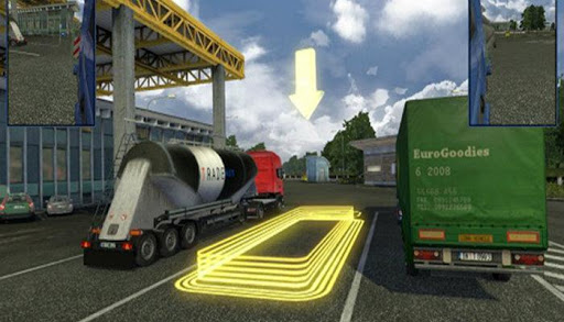 Truck Parking Simulator