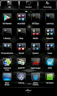 Black Gloss Multi Theme - screenshot thumbnail