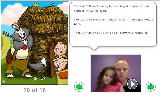 The Three Little Pigs- screenshot thumbnail