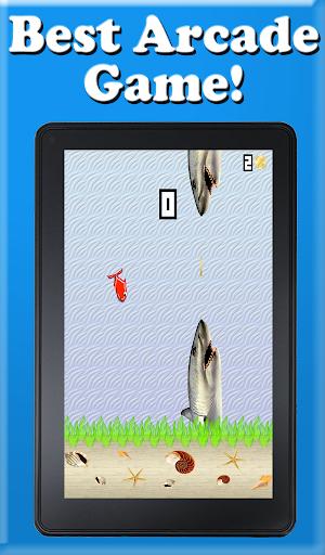 Flappy Tiny Fish Adventure