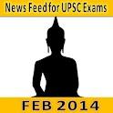 News Feed UPSC Exams-FEB2014