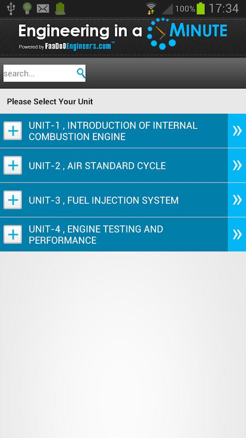 Internal Combustion Engine - screenshot