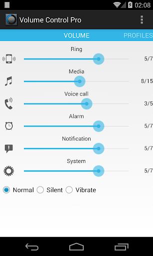 Volume Control Pro