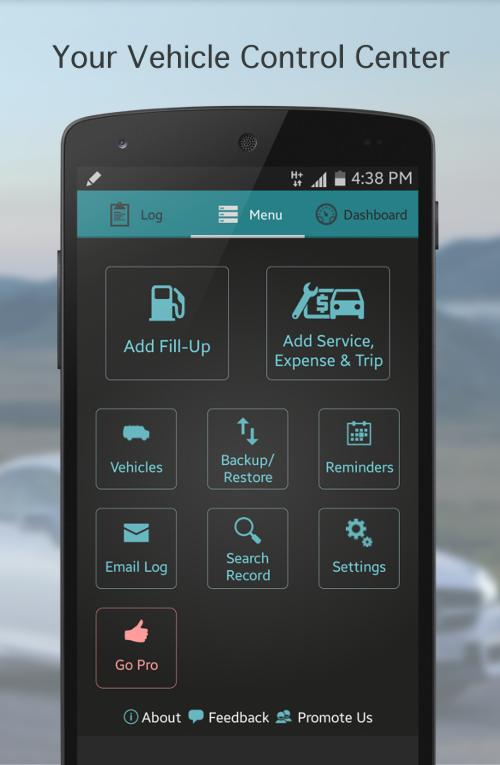 Fuel Buddy - Car Mileage Log- screenshot