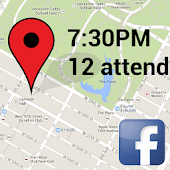 Facebook Event Mapper