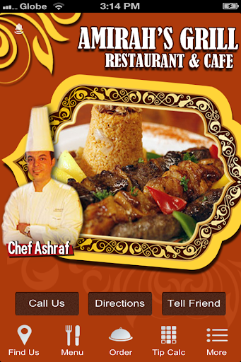 Amirah's Grill Rest Cafe