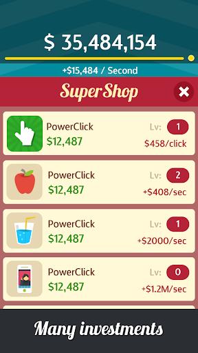 Make Money Rain: Cash Clicker  screenshots 3