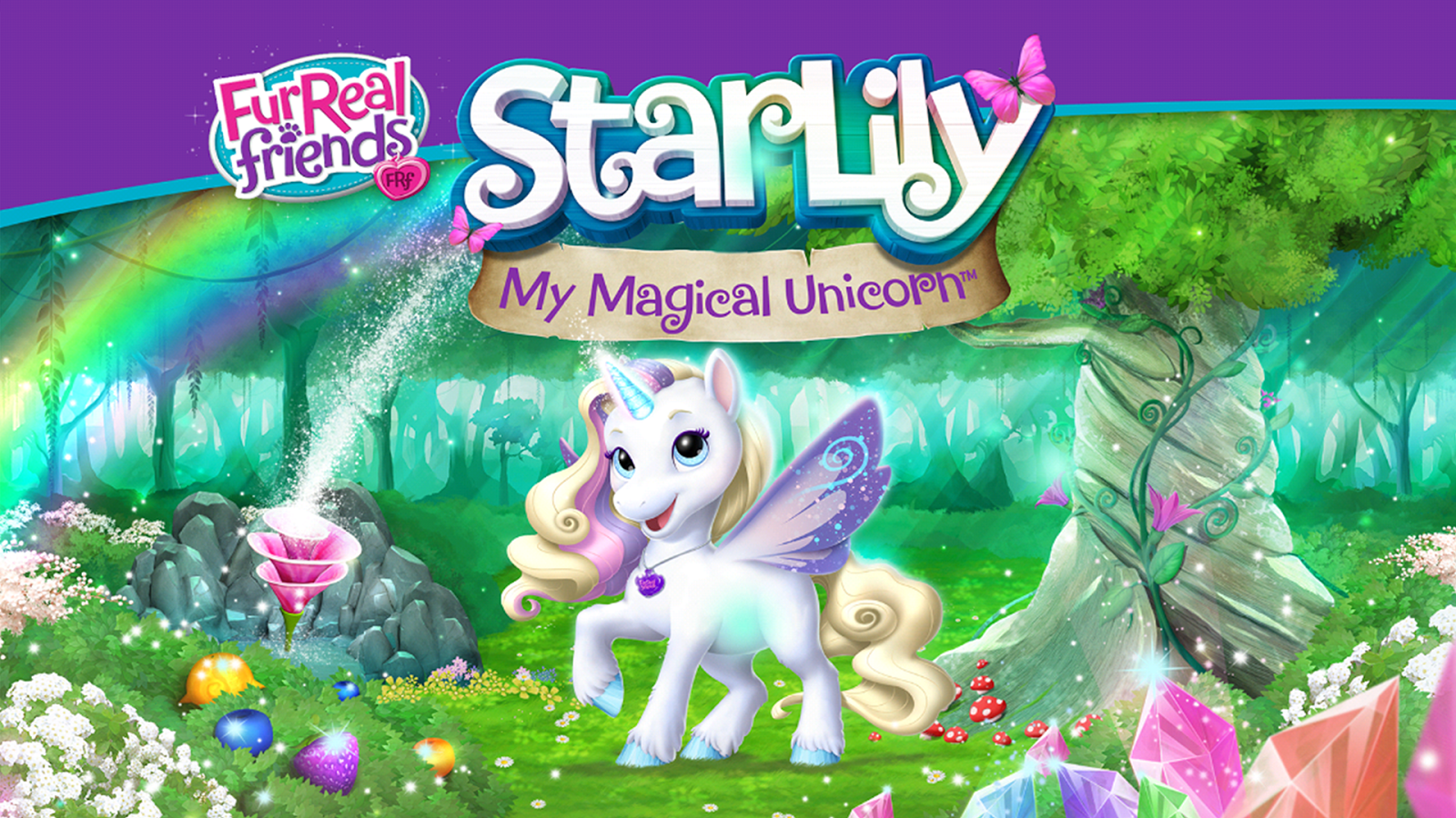 StarLily, My Magical Unicorn – zrzut ekranu