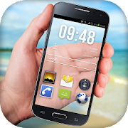 Transparent Phone Screen HD Simulation