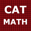 CAT Math logo