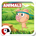 Animals Talking for kids - icon