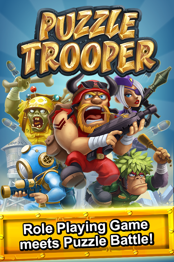 Puzzle Trooper- screenshot