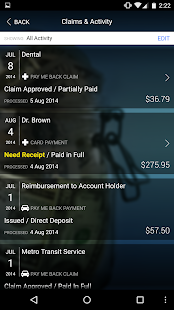 EZ Receipts - screenshot thumbnail