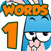 Learning Bunnies: Words 1