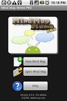 Screenshot of Mind Map Memo PRO