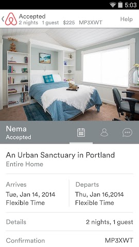 android Airbnb Screenshot 15