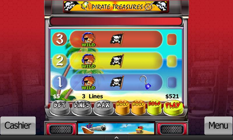 Video Slots and Poker - screenshot