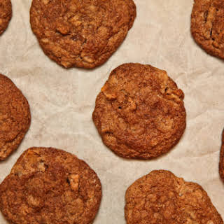 Apple Brown Butter Bay Leaf Spice Cookies.