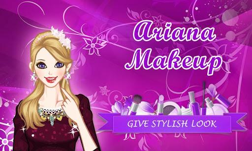 Ariana Makeup – Beauty Salon