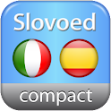 Italian <->Spanish dictionary logo