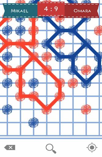 【免費策略App】Connect Dots Duel-APP點子