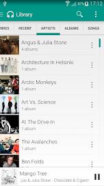Shuttle Music Player Screenshot 4