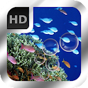 Underwater Aquarium LWP icon