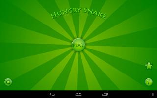 Screenshot of Hungry Snake