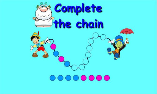 Complete the chain