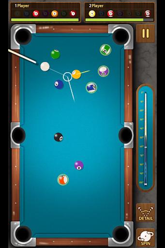 The king of Pool billiards 1.4.2 Screenshots 3
