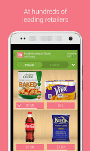 Ibotta – Better than Coupons. - screenshot thumbnail