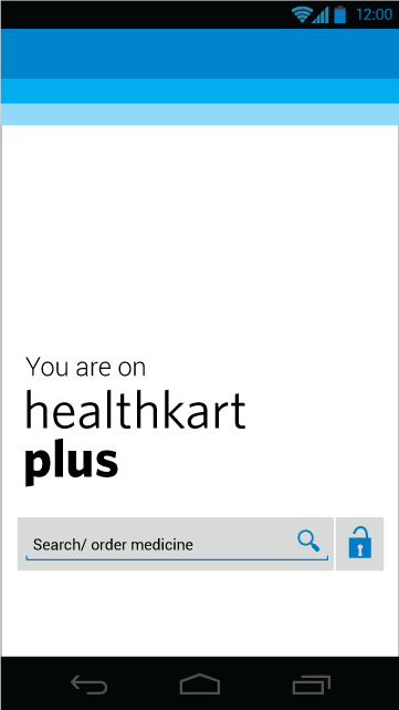 Cheaper Medicine - HealthKart+ - screenshot