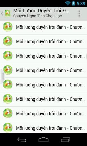 Moi Luong Duyen Troi Danh