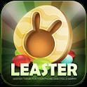 Leaster GOlauncherEX Theme logo