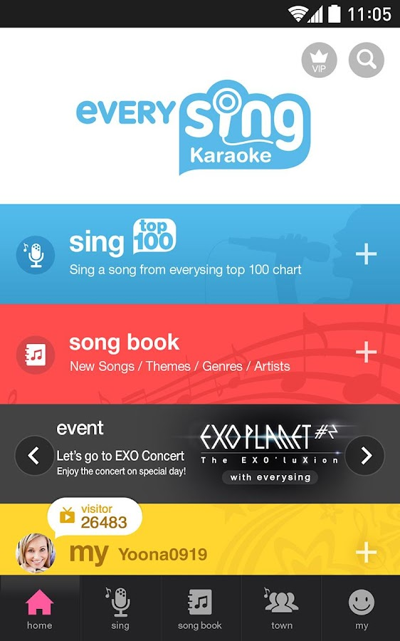 Smart Karaoke: everysing Sing! - screenshot