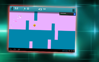 Screenshot of Just In Time - Touch & Jump