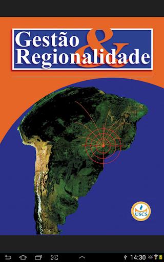 Gestão Regionalidade