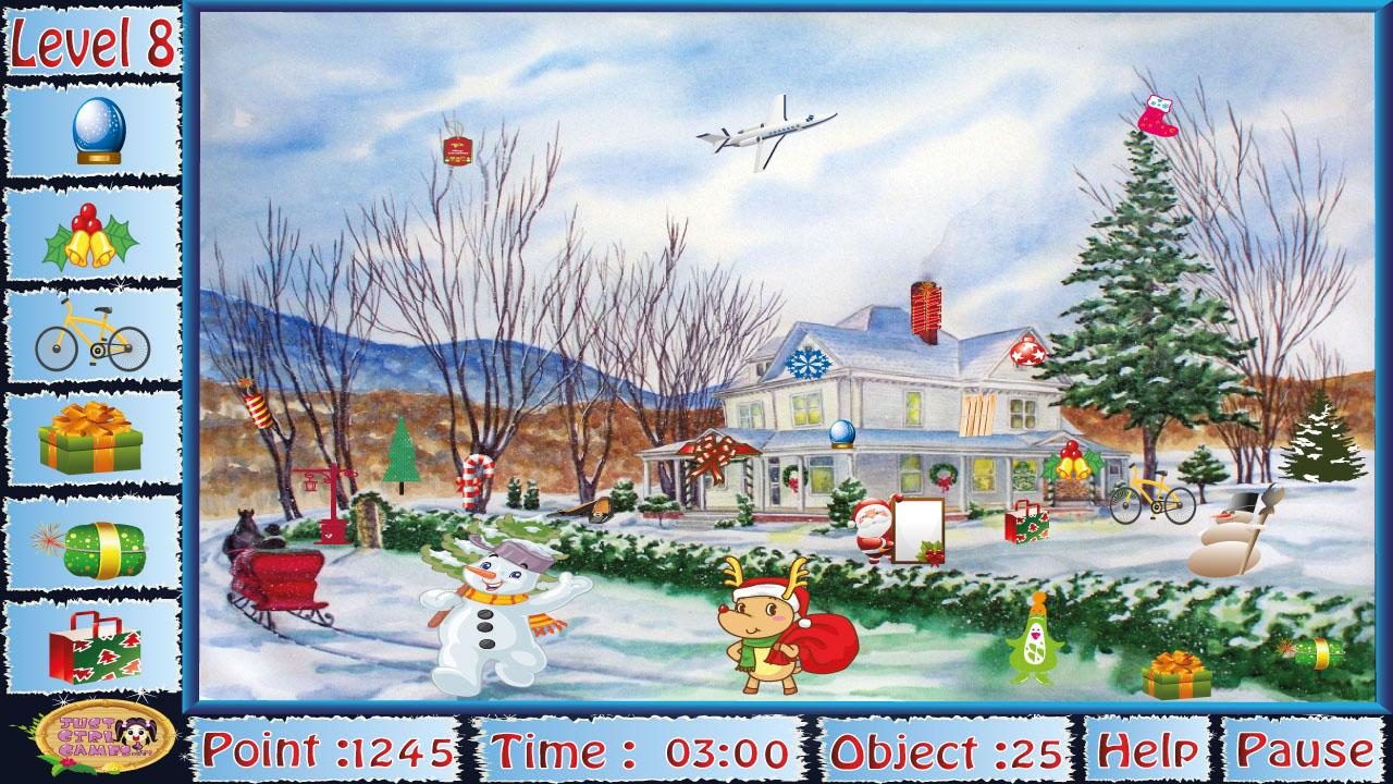 Kids Bedroom Hidden Object winter time hidden object game - android apps on google play